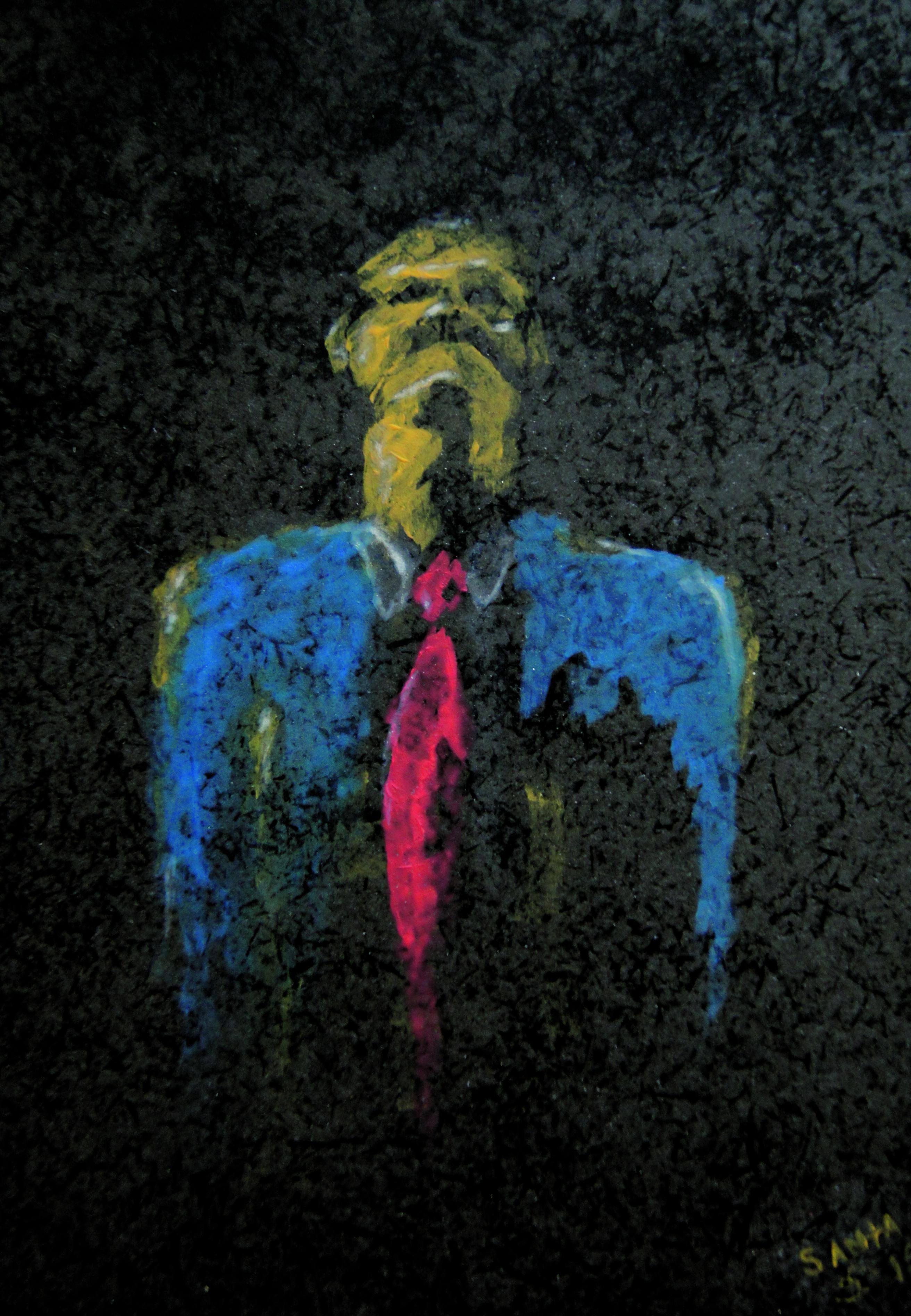 Die Krawatte, 2016