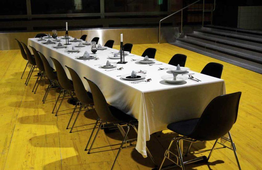 Passagier des Hungers: Die Konferenz
